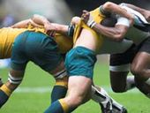 PAT McCabe still wears test L-plates playing outside the zany backline direction of Quade Cooper.