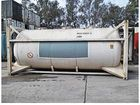 USED DRY CEMENT TANK