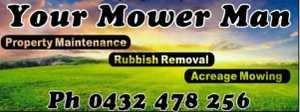 ● general mowing