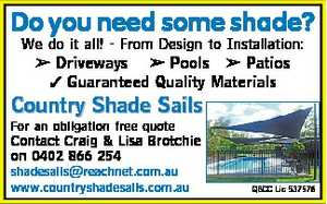 We do it all! - From Design to Installation: