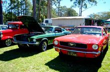 AUGUST 23th   Beerwah Charity Sports for Cancer Council.   Full Ring Program.   Show 'n Shine.   Market Stalls.   Find Us On Facebook Ph: