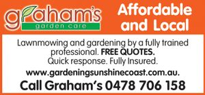 Affordable and Local Lawnmowing and gardening by a fully trained professional.