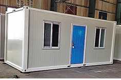 FULLY SELF CONTAINED MOD HOMES