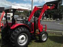 Brand New 4 In 1 Front End Loader + Free Delivery + 2 Year Warranty! $24,900    Call Adam 0448867130 www.tractorsnorth.com Won't be beaten on price