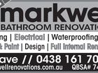 MARKWELL BATHROOM RENOVATIONS