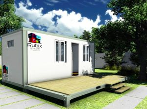 FULL SELF CONTAINED MODULAR HOMES