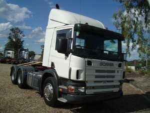 2003 Scania 646 Truck P124G/H/L/LA Prime Mover