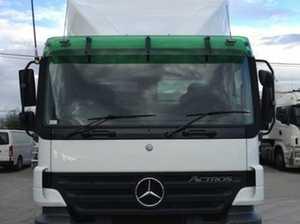 2007 Mercedes-Benz 1217 Truck 1841 ACTROS Prime Mover