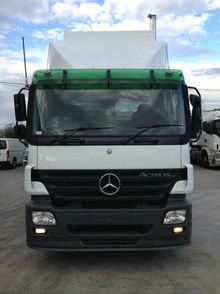 2007 M/BENZ 1841 4X2 DAY CAB PRIME MOVER WITH HUB REDUCTION & 55000 TONNE RATED B/DOUBLE very clean unit
