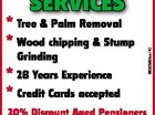 A&J TREE SERVICES