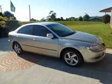 <p> Mazda 6 Classic 2005 </p> <ul> <li> auto hatch,</li> <li> 1 lady owner since new,</li> <li> reg 05/15,</li> <li> log books,</li> <li> new tyres,</li> <li> tinted windows,</li> <li> cd, a/c,</li> <li> 187,000k's,</li> <li> test drive will impress</li> <li> $7,500.</li> <li> Ph: 0413597694</li> </ul>