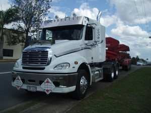 2007 Freightliner 253 Truck Columbia CL112 Prime Mover