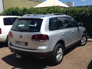 Volkswagen Touareg V6 4XMotion