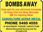 CABOOLTURE SCRAP METAL