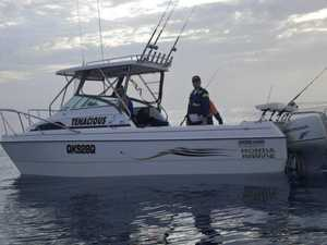 2007 7M Power Catamaran