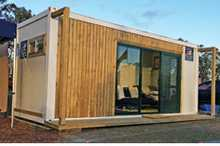 Fully Self Contained modular homes. 