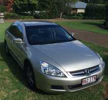 Honda Accord 2005, Auto, 113,000kms, 6 months reg, full serv hist, 6cd new tyres, reliable, exc cond rwc, $9,000 neg. Maleny. Ph 0407409952
