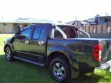 2009 Navara ST-X 6spd T/Diesel, 121,000kms, reg 8/15, logbooks, No beach, Immac con. $25,000 neg. Urunga 0438204483