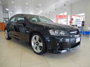 2009 Holden Commodore VE MY09.5 SS-V Black 6 Speed Automatic Sedan
