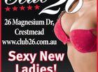 Welcome to Club26   –   voted Brisbane's best brothel
