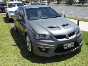 2012 Holden Special Vehicles Clubsport E Series 3 MY12 R8 Grey 6 Speed Manual Sedan