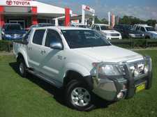 2008 TOYOTA HILUX SR5 5 SPEED MANUAL 4X4 DUAL CAB  We are a leading Multi Franchise Dealership. With a fantastic range of New and Pre-Owned cars, you can buy with confidence knowing that all our vehicles go through a strict workshop inspection to meet the highest standards.  We Pride ourselves ...
