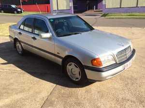 Mercedes C220 1994