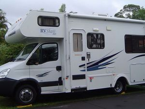Winnebago Leisure Seeker Motorhome.