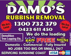 Domestic - Commercial - Fully Insured