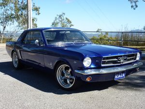 Mustang Coupe 1965