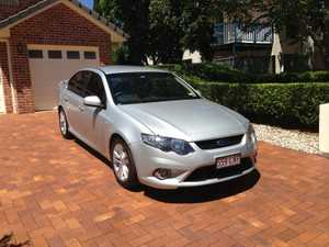 2009, 68,000 kms, Sedan, 4-door, Automatic, Unleaded, 2WD, 6-cylinder, Excellent condition, Ext: Silver / Int: Charcoal, VIN: 6FPAAAJGSW9M39907, Rego: 559 LNP, Rego Exp: 10/15, One owner, always garaged, $14,500 ono. Middle Ridge. Contact: Glen T: 07 4687 6307 M: 0417 722 569 E: geckhard@bigpond.net.au