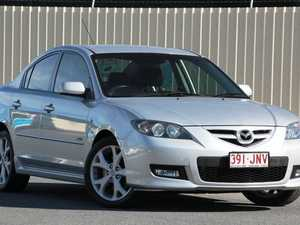 2006 Mazda 3 BK1031 SP23 Silver 4 Speed Automatic Sedan