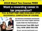 Short Tax Course FREE