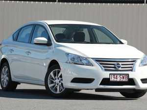 2012 Nissan Pulsar B17 ST White Diamond 1 Speed Constant Variable Sedan