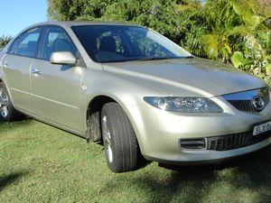 Mazda 6 Sports Hatchback 2007