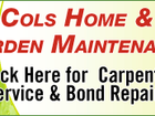 COLS HOME & GARDEN MAINTENANCE