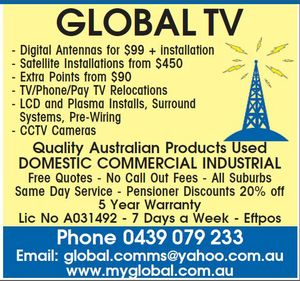 GLOBAL TV 