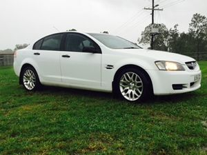 Holden Commodore VE 2007