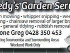 SPEEDY'S GARDEN SERVICES