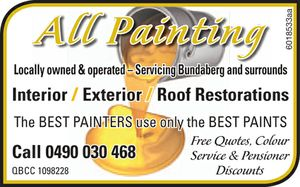 Locally owned & operated – Servicing Bundaberg and surrounds