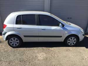 Hyundai Getz 2007   5 door auto, 86000k's, RWC, good condition $5,900.   Phone only 0417635504