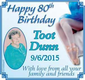 Toot Dunn 