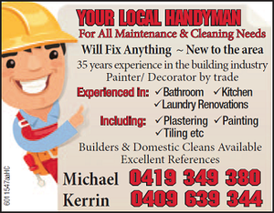 Will Fix Anything 