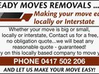 Ready Moves Removals