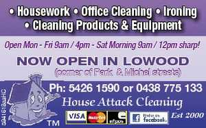 * Housework