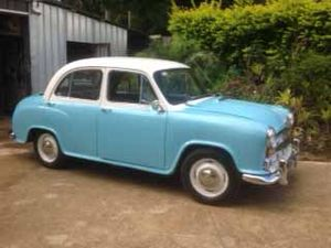 Morris Oxford 1955