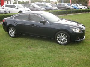 2014 Mazda 6 6C MY14 Upgrade Sport Blue 6 Speed Automatic Sedan