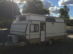 16FT Poptop Caravan