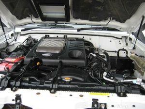 2011 Nissan Patrol GU DX White