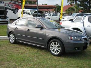 2006 Mazda 3  Grey Automatic